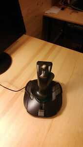 Thrustmaster T-16000m Flight Stick (right-handed or left-handed)