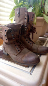Brown Steve Madden Boots