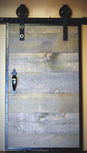 Barn Board Doors Cambridge Kitchener Area image 1