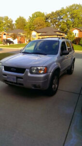 2004 Ford Escape XLT SUV, Crossover - $900 OBO - NEED GONE!!!