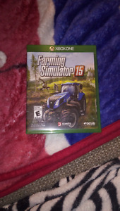 Farming simulator 2015 for Xbox one