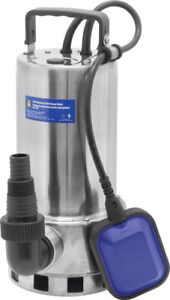 1HP stainless steel sump pump brand new