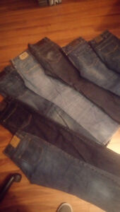Seven Pair of Bluenote's Jeans.