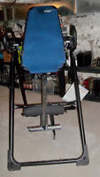 HEAVY DUTY INVERSION TABLE
