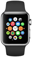 BNIB Apple Watch 38mm Stainless Steel $650