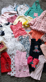6-9 months girls bundle. Next, Junior t, Ted Baker, M&S, Bluezoo