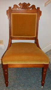 EASTLAKE PARLOUR CHAIR