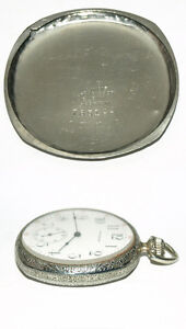 Waltham Pocket Watch - Size 12 With 15 Jewels West Island Greater Montréal image 5