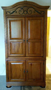 Armoire, entertainment, wardrobe