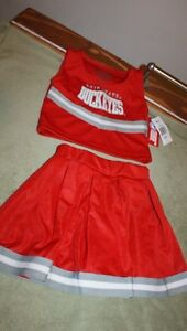 Ohio State Buckeyes Kids Outfit/Costume