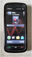 Unlocked Nokia 5800 XpressMusic Touch Screen Smart Phone