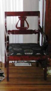 LOOKING FOR:  2 matching Chinese Chairs Windsor Region Ontario image 1