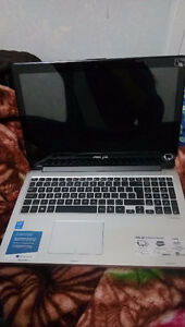 brand new laptop one years warranty with bill