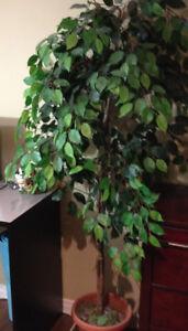 arbre artificiel, hauteur 70po