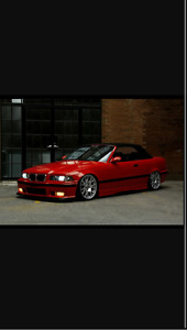 1997 bmw 318 convertible