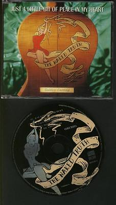 GOLDEN EARRING Just A Little Bit Of Peace In My Heart RARE 4 TR LIVE CD (A Little Bit Of In My Life)
