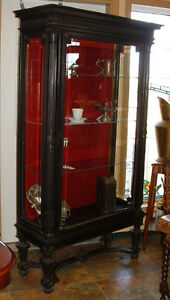 Vintage Louis XVI Display Cabinet