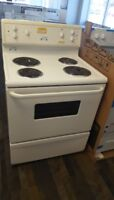 USED OVEN SALE - 9267 50St - STOVES FROM $280