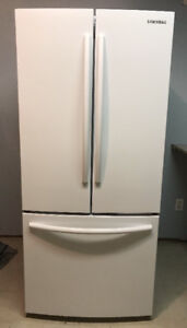 "Samsung 30"" 21.6 Cu. Ft. French Dr Refrigerator w/ Ice Maker"