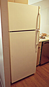 GE Fridge reduced