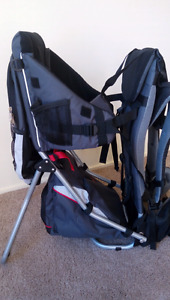 Child carrier backpack (German make-almost new )