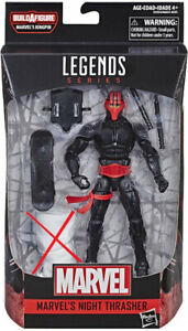 Brand NEW sealed Marvel legends Night Thrasher NO BAF Kingpin