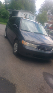 Honda Odyssey for sale! Negotiable!