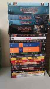 $2.00 DVDs and $10-20 box sets