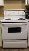 GE White Stove for SALE!!