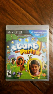 Start The Party PS3 (Sealed)