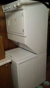 Kenmore Heavy Duty Stacked Washer/Drier
