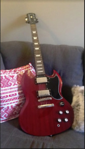 Epiphone SG 400 w/ Accessories