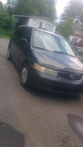 Honda Odyssey, negotiable!