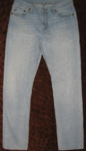 levi's 501 jeans, size 29