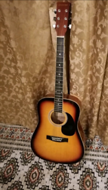 Acoustic guitar chantry 3369