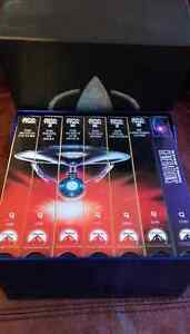 Star Trek VHS Box Set