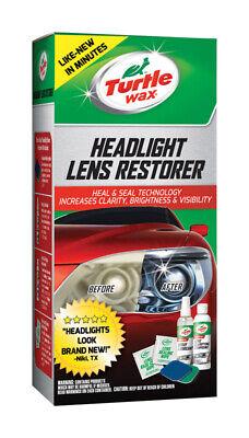 Turtle Wax T240KT Headlight Lens Restorer Kit
