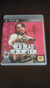 PS3 +++ RED DEAD REDEMPTION +++