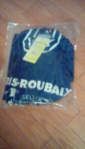 CLASSIC PARIS-ROUBAX CYCLING JERSEY, NEW WITH TAGS
