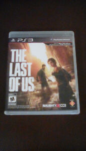 PS3 +++ THE LAST OF US +++