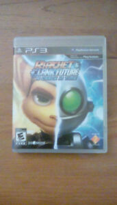 Playstation 3 PS3 - RATCHET & CLANK FUTURE A Crack in Time