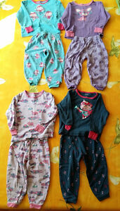 Lot vêtements fille 2/3t