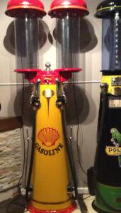 Original Clear Vision Double Visible Gas Pump