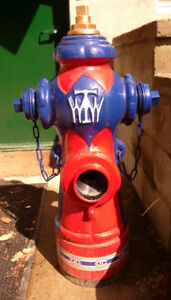 Antique 1910 Fire Hydrant