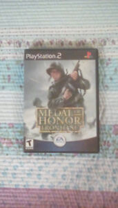 PS2 PlayStation 2 - Medal Of Honor: Frontline