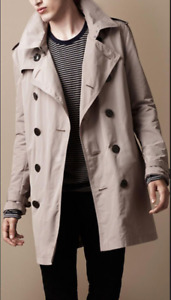 Burberry Trench Coat - Small