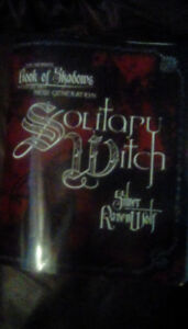 Ultimate Book Of Shadows for the New Generation: Solitary Witch