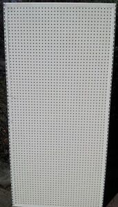 Peg Board In Heavy Steel Frame