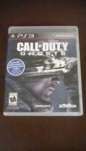PS3 +++ CALL OF DUTY: Ghosts +++