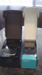 BlackBerry curve and blackberry bold
